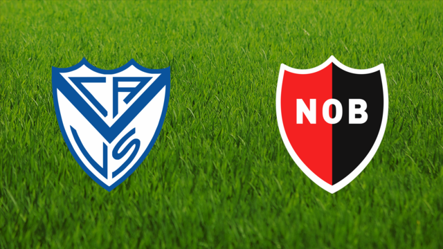 Vélez Sarsfield vs. Newell's Old Boys
