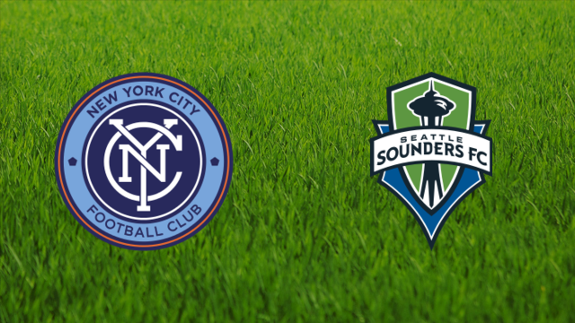 New York City vs. Seattle Sounders