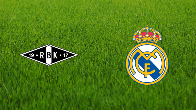 Rosenborg BK vs. Real Madrid