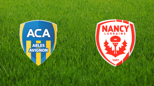 AC Arles-Avignon vs. AS Nancy