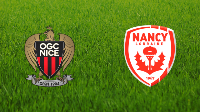 OGC Nice vs. AS Nancy