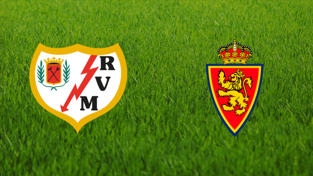 Rayo Vallecano vs. Real Zaragoza