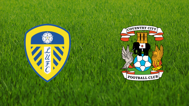 Leeds United vs. Coventry City