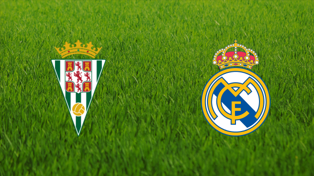 Córdoba CF vs. Real Madrid