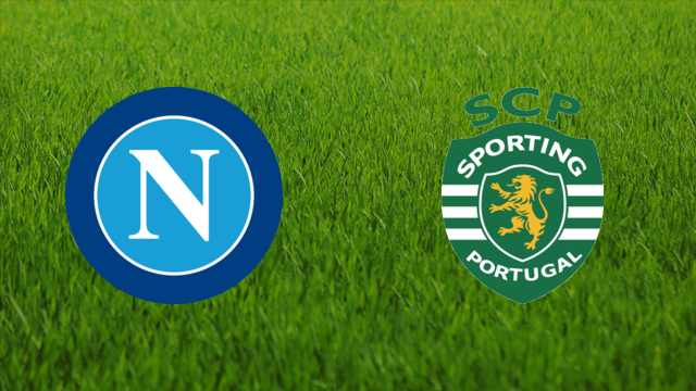 SSC Napoli vs. Sporting CP