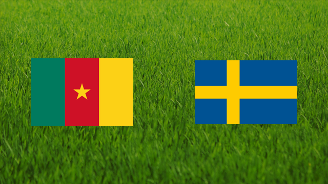 Cameroon vs. Sweden