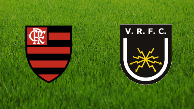 CR Flamengo vs. Volta Redonda