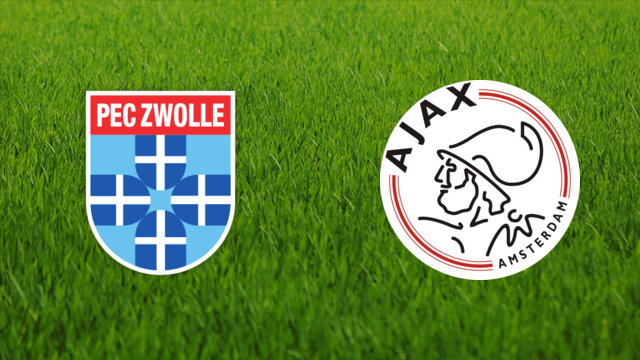 PEC Zwolle vs. AFC Ajax
