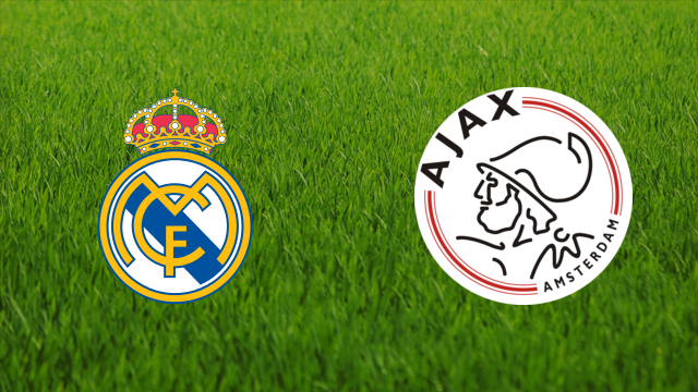 Real Madrid vs. AFC Ajax