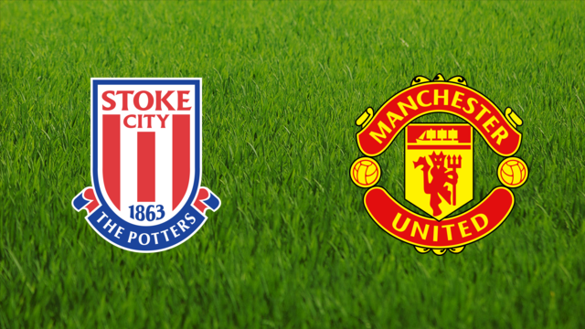Stoke City vs. Manchester United