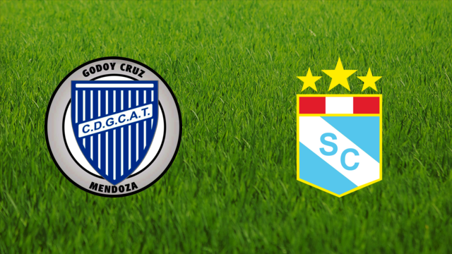 Godoy Cruz vs. Sporting Cristal