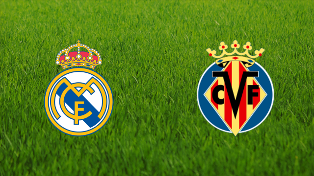 Real Madrid vs. Villarreal CF