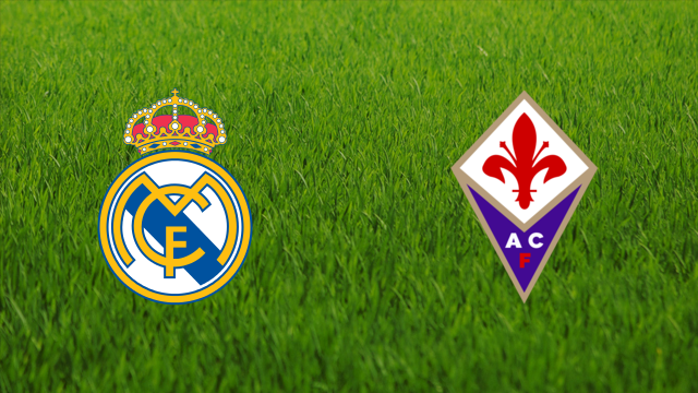 Real Madrid vs. ACF Fiorentina