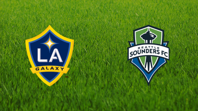 Los Angeles Galaxy vs. Seattle Sounders