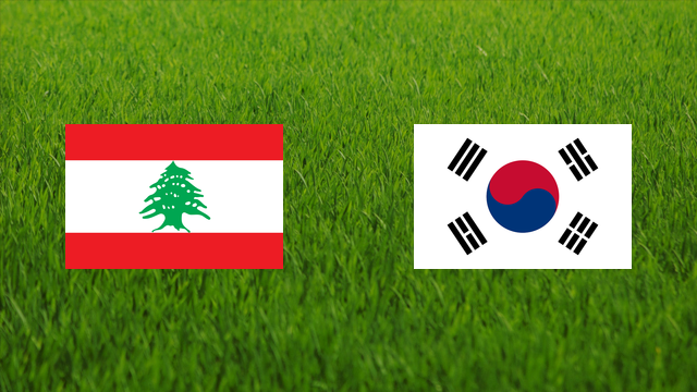 Lebanon vs. South Korea