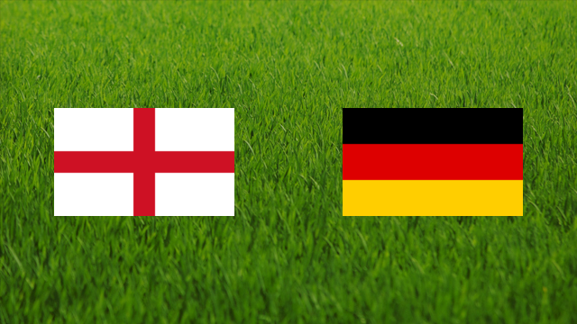 England vs. Germany