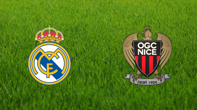 Real Madrid vs. OGC Nice