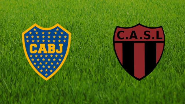 Boca Juniors vs. CA San Lorenzo (MP)