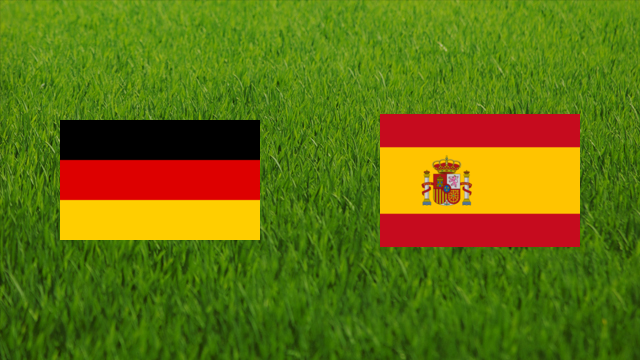 Germany vs. Spain