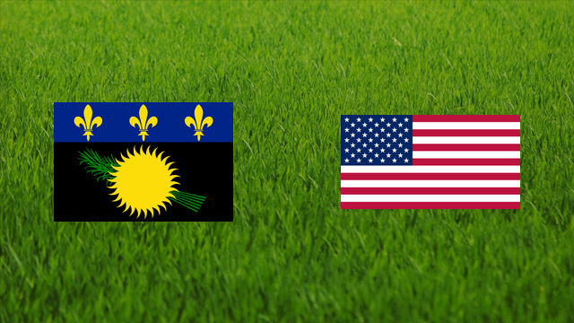 Guadeloupe vs. United States