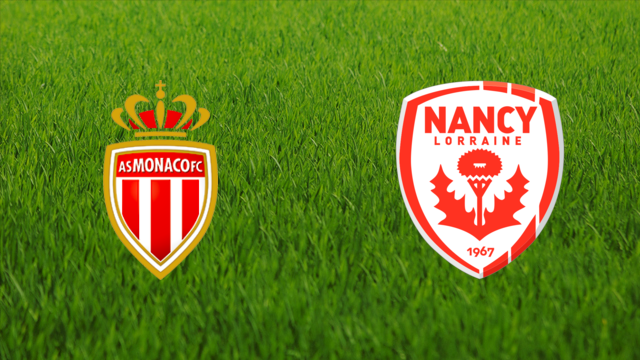AS Monaco vs. AS Nancy