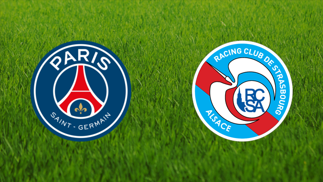 Paris Saint-Germain vs. RC Strasbourg