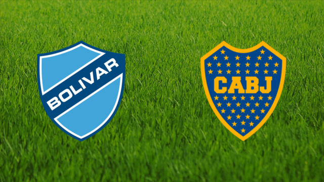 Club Bolívar vs. Boca Juniors