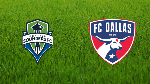 Seattle Sounders vs. FC Dallas