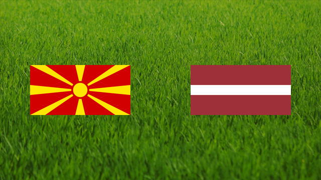 North Macedonia vs. Latvia