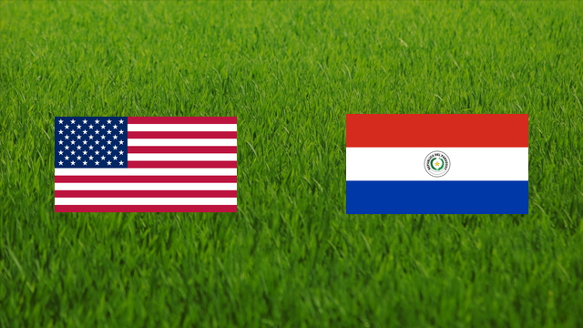 United States vs. Paraguay