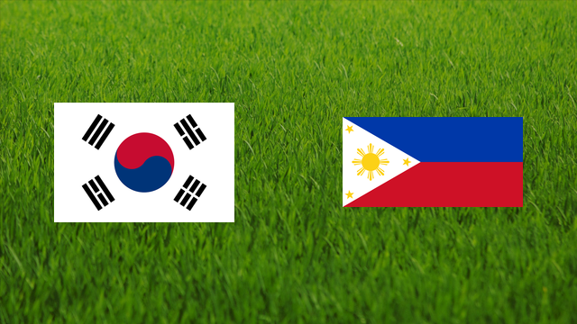 South Korea vs. Philippines