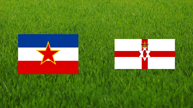 Yugoslavia vs. Northern Ireland