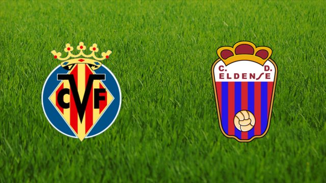 Villarreal B vs. CD Eldense