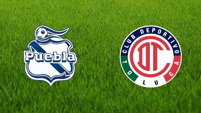Club Puebla vs. Toluca FC