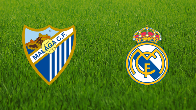 Málaga CF vs. Real Madrid