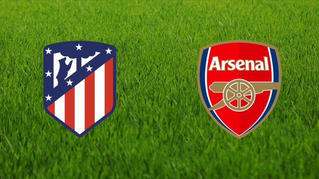 Atlético de Madrid vs. Arsenal FC