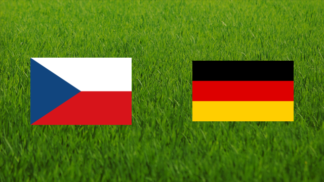 Czechoslovakia vs. Germany