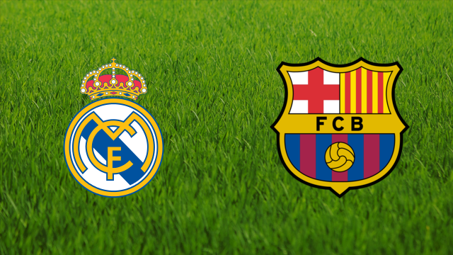 Real Madrid vs. FC Barcelona
