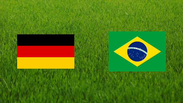 Germany vs. Brazil