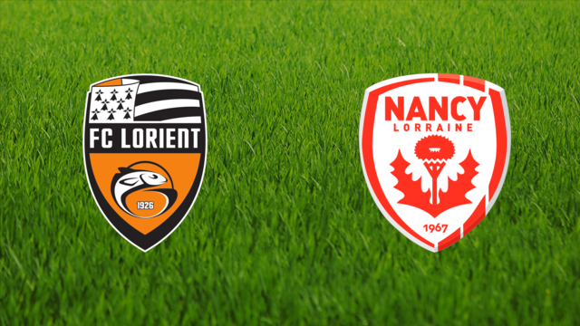 FC Lorient vs. AS Nancy