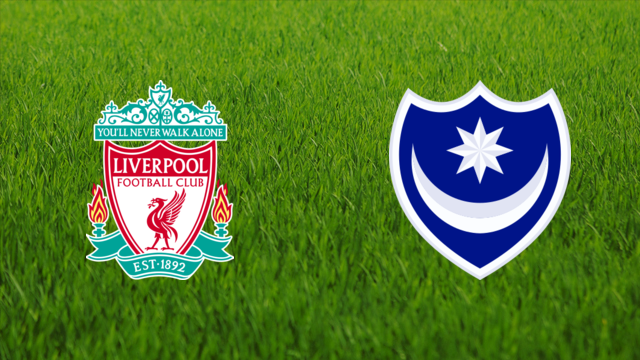 Liverpool FC vs. Portsmouth FC
