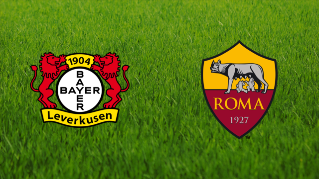 Bayer Leverkusen vs. AS Roma