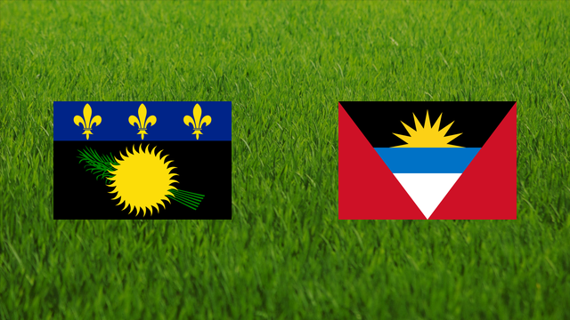Guadeloupe vs. Antigua and Barbuda