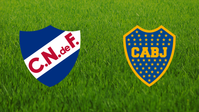 Club Nacional de Football vs. Boca Juniors