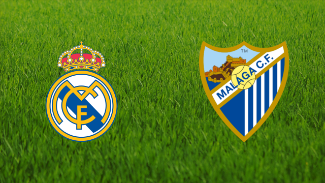 Real Madrid vs. Málaga CF
