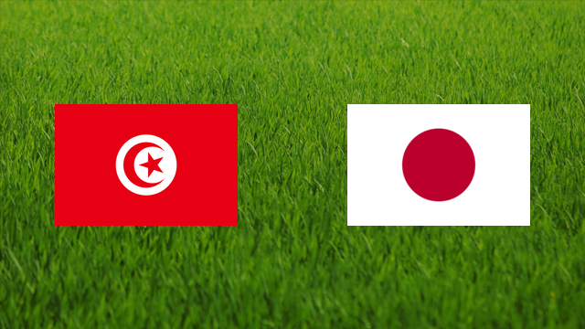 Tunisia vs. Japan