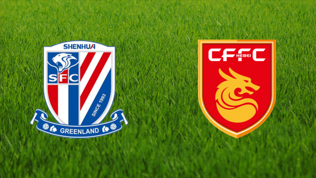 Shanghai Shenhua vs. Hebei China Fortune