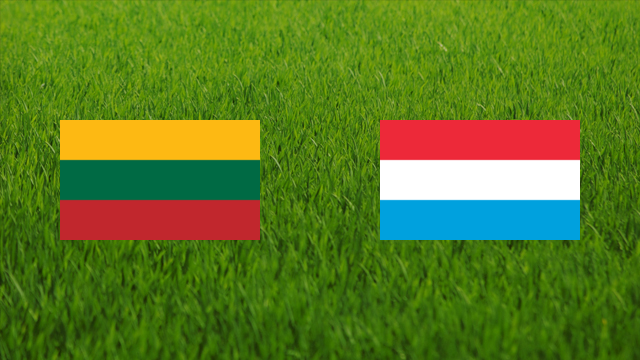 Lithuania vs. Luxembourg