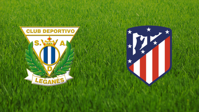 CD Leganés vs. Atlético de Madrid
