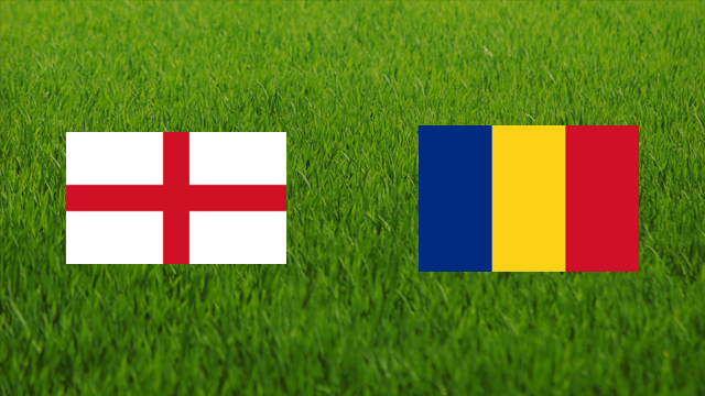 England vs. Romania